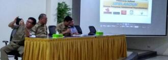 DINDUKCAPIL Kab. Bangka Tengah luncurkan aplikasi Sipelanduk